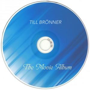 Beispiel einer bedruckten CD